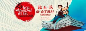Feria Internacional del Libro Monterrey 2015
